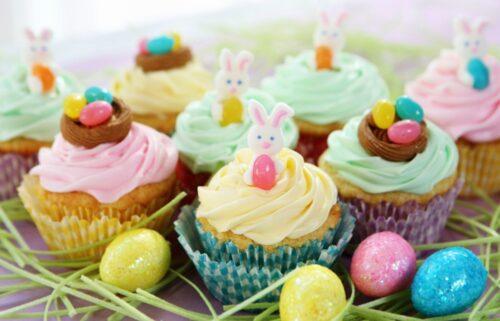 Cupcake de Tangerina com Chantilly